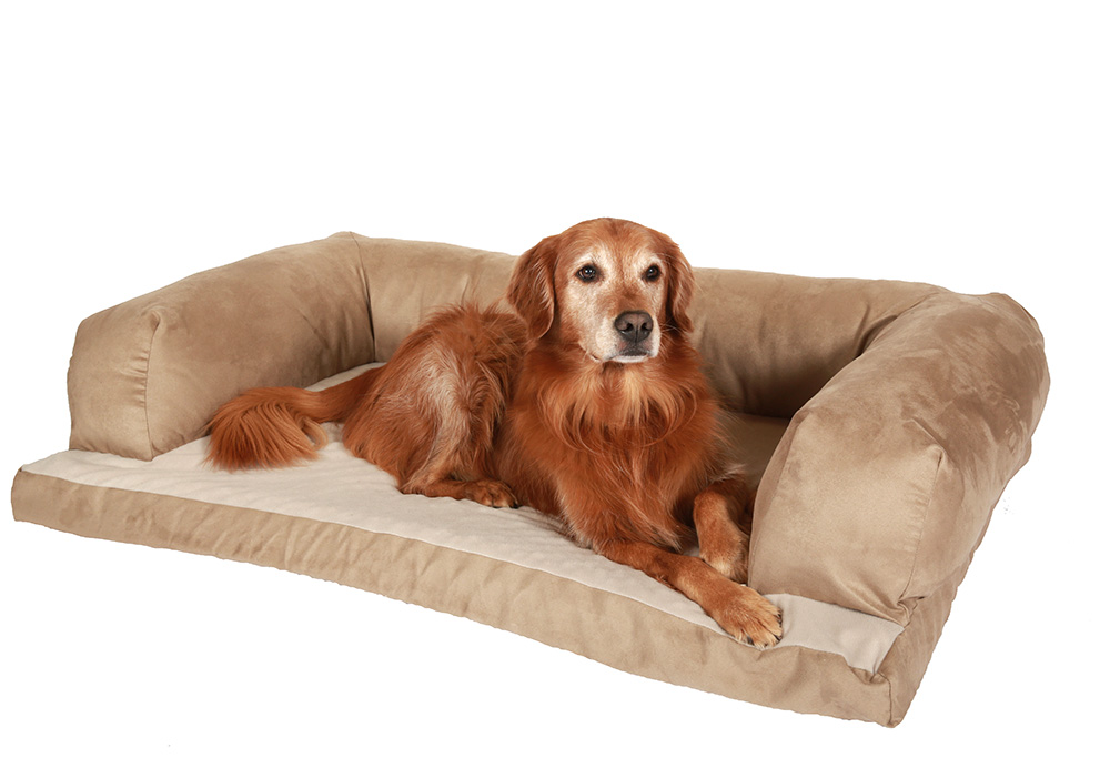 dallas manufacturing company dog bed - bedding | bed linen