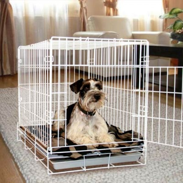 ultimate dog abode collapsible dog crate